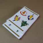 Temporäres Klebe-Tattoo in A6 Größe (105 x 148 mm) individuell gestaltet image