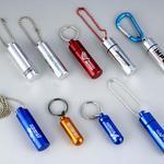 Aluminium Schlüsselanhänger Zylinderform image