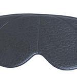 Individuell bedruckbare Kunstleder Augenmaske (18x6.5cm) image