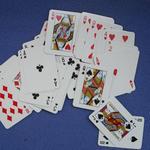 Kleine Spielkarten (38 x 51 mm), individuell bedruckbar image