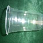 Plastikbecher 460mL mit Deckel - individuell bedruckt image