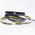 Schmales Silikonarmband (6mm breit) vollkommen individualisierbar image
